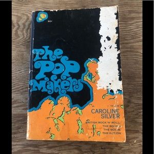 The Pop Makers Vintage Book